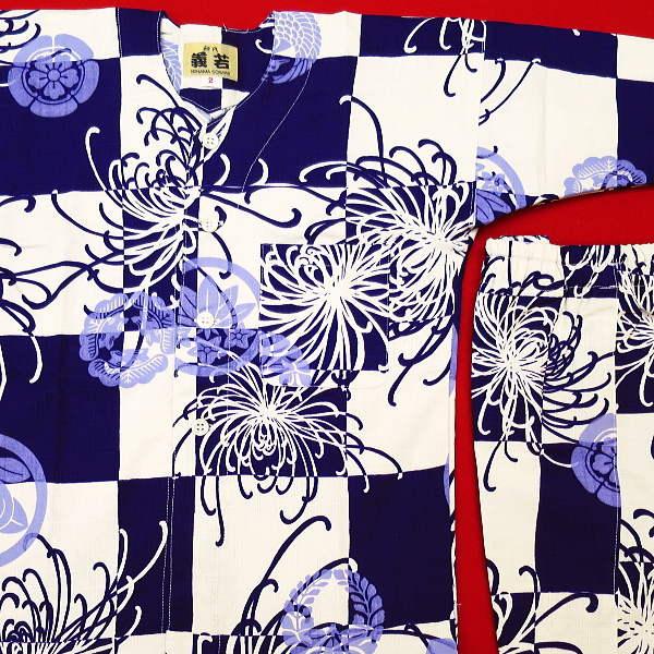 鯉口シャツと股引きを上下セットで揃えたい方は【祭屋 そなみ呉服店】へ~個人から団体様まで!~